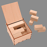 Box Fill II Puzzle